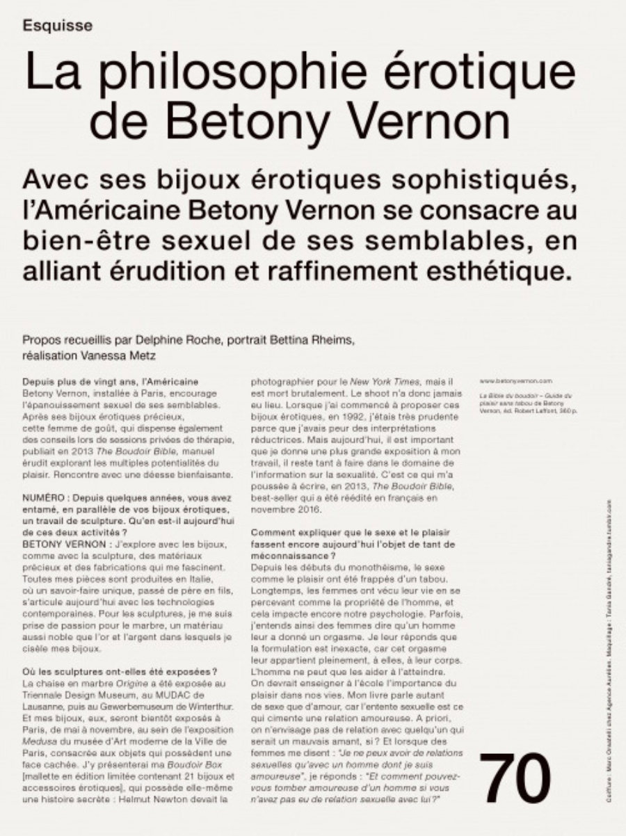 Numéro 180 Esquisse Betony Vernon 1